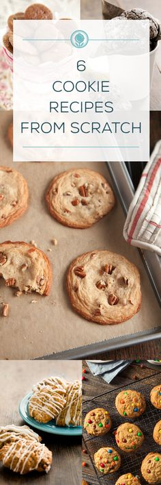 National Homemade Cookie Day: 6 Cookie Recipes from Scratch