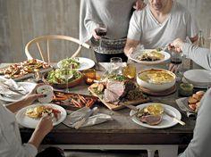 Denby USA Natural Canvas Deep Noodle Bowl