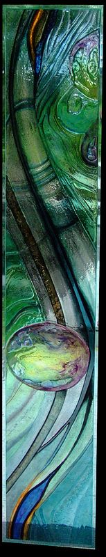 From my glass art works. www.artney.net