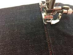 A slightly different flat felled seam tutorial (for 3/8 and 1/2 inch seam allowances)