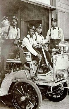 African American firefighters