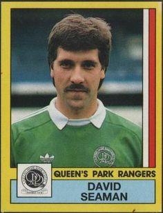 David Seaman at QPR, minus the ponytail.