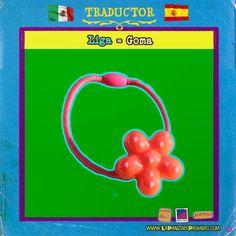 Para andar muy peinadas! #Traductor #México #MexicanosenEspaña www.lapanzaesprimero.com