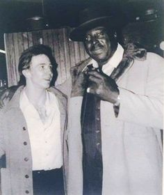 SRV and Albert King