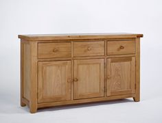 Devon Oak 3 Door 3 Drawer Sideboard is exquisitely designed using traditional carpentry techniques from quality solid wood and grade-A veneers. #Furniture #PriceCrashFurniture #LoungeAndLiving #Lounge #LivingRoom #Devon #Oak #Drawer #Sideboard http://pricecrashfurniture.co.uk/devon-oak-3-door-3-drawer-sideboard.html