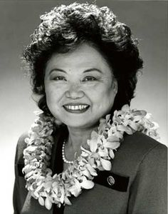 Patsy Mink, first AAPI woman elected to congress, Hawaii 1965 Asian American, American History, Hawaiian People, Heritage Month, Women In History, Vintage Photographs, Powerful Women, Mink, Feminism