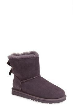 UGG® Australia 'Mini Bailey Bow' Boot (Women) available at #Nordstrom