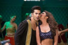 Varun & Parineeti Chopra #Dishoom