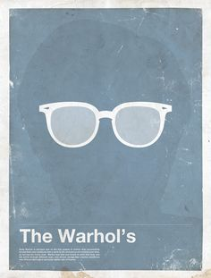 Framework, a series of posters highlighting the most iconic men's eyewear of the last 100 years.