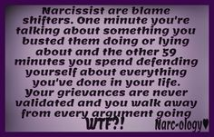 How true. You eventually stop calling BS because you don't want to be pinned to a chair for 3 hours being berated.