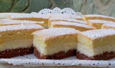 Stránka nenájdená | Báječná vareška My Recipes, Cake Recipes, Hungarian Recipes, Cake Cookies, Vanilla Cake, Tiramisu, Nutella, Cheesecake, Ale