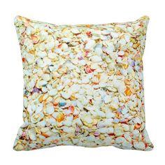 Sanibel Island Shell Beach Pillow: http://www.beachblissdesigns.com/2015/07/sanibel-island-shell-beach-pillow.html