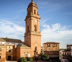 Córdoba Montoro Parroquia de San Bartolomé