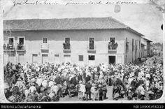 Biblioteca Departamental Jorge Garces Borrero y LUIS ALFREDO DURAN. Visita de Guillermo Valencia a Palmira 1919. PALMIRA: Biblioteca Departamental Jorge Garces Borrero.