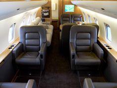 HEAVY JET Private Jet Interior, Contemporary Cabin, Flight Attendant, Vip, Car Seats, Aircraft, Training, How To Plan, Decor