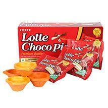 Choco Pie & Ethnic Diyas