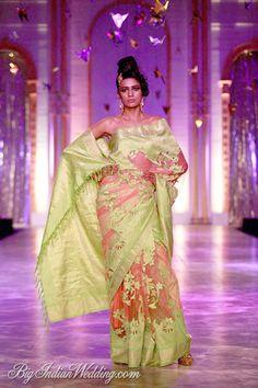 Neeta Lulla Aamby Valley India Bridal Week 2013 | Lehengas & Sarees | Bigindianwedding