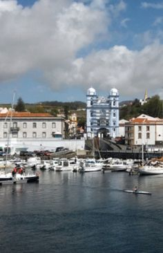 ANGRA DO HEROISMO, Portugal: Situated on one of the islands in the Azores archipelago, this was an obligatory port of call when crossing between Africa & the Caribbean from the 15th century until the advent of the steamship in the 19th century. The 400-year-old San Sebastião and San João Baptista fortifications are unique examples of military architecture. The characteristic chequerboard plan of new cities was altered to take into account the prevailing winds.