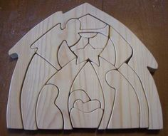 » Simple home-made Nativity puzzle LaPaz Home Learning