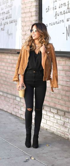 easy fall/winter outfit