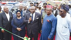 Lagos PDP, LP, NCP differ over Ambode's performance   By Seye Olumide        Chairman, Board of Neighbourhood Safety Corps (LNSC), Deputy ...