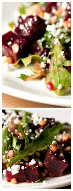 beet salad recipes dishmaps lightly smoked beet salad recipes dishmaps ...