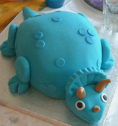 Dinosaur Party, Dinosaur Birthday, The Good Dinosaur Cake, Plastic Dinosaurs, Dandelion Wine, 3rd Birthday Cakes, Mud Pie, T Rex, Smurfs