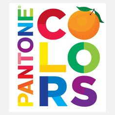 Pantone, an artful first colors book introduces children to nine basic colors and the 20 shades of each.