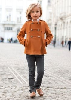 kids fashion, girls fashion, coat, flats, fashion