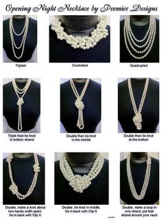 "This ""Opening Night"" pearl necklace was donated by Lori Hansen of Premier Designs. If you need bling, give me a ring at Premier Jewelry, Premier Designs Jewelry, Jewelry Design, Jewelry Ideas, Jewelry Box, Pearl Jewelry, Jewelery, Pearl Necklace, Simple Necklace"