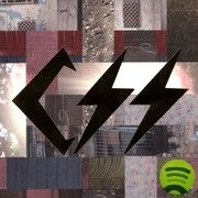 """""""Let's Make Love and Listen to Death From Above"""" - CSS. Heard this shimmering piece of synthpop just last week - only 6 years late! Reminding me of the Doctor Who Theme in parts - surely an homage."""