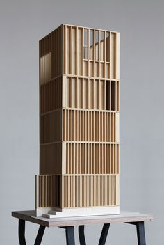 Ed Blake & Will Guthrie | UNBUILT PROPOSAL FOR A VIEWING TOWER