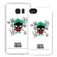 Suicide Squad Joker HA HA Phone Case for iPhone and Galaxy |