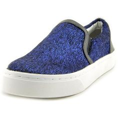 Luichiny Luichiny Vay Kay Women Round Toe Canvas Blue Loafer |... ($12) ❤ liked on Polyvore featuring shoes, loafers, blue, blue low heel shoes, round cap, canvas loafers, blue canvas shoes and luichiny shoes