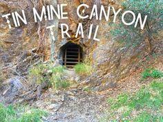 Tin Mine Canyon to Skyline Trail