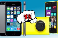 APPLE IPHONE 5S VS. NOKIA LUMIA 1020: WHICH CAMERA IS BETTER?