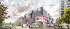 """Galeria - J. Mayer H. vence competição para projetar um """"complexo urbano"""" em Berlim - 11"""