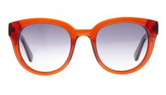 Love the pop of color in these sunnies by Bonlook.