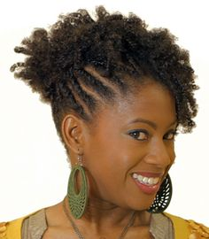 twist and curls hairstyles : TWA Hairstyles Twist Natural Hair Look Book ? Curls Unleashed More