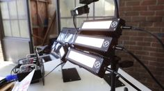 #TECKVLOG: #MOLERICHARDSON AT #CINEGEAR LA 2013 on Vimeo    Classic design fitted with contemporary lights - Paul Royalty talks about MoleRichardsonCompany 's lovely new additions!    #lightingfromhollywood #themarkofquality #classicqualitymeetsmoderntechnology #molerichardsonco #moleled #ledfresnel #ledfresnels #ledsingles #studiojunior