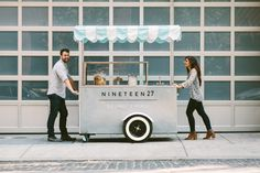 (1927 s'mores, Nineteen27 S'mores) dessert catering food cart. Gourmet s'mores roasting on demand.