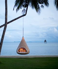 13 beautiful places you need to add to your bucket list--I want a swing like this & the background would be nice too!