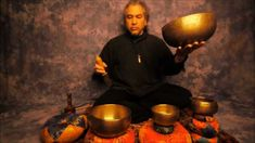 Chakra Meditation Series 3rd/Solar Plexus Chakra Note E w/Tibetan Bowls ...