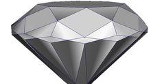 diamond 3d mesh free