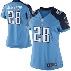 Tennessee Titans Women's Jersey