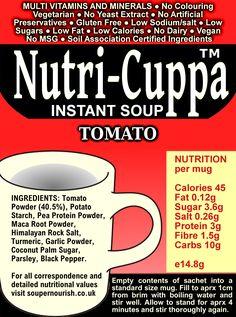 Nutri-Cuppa Tomato