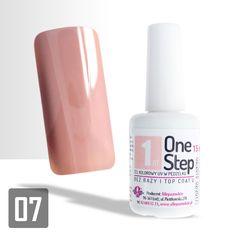 """Allepaznokcie """"One Step"""" Color Gel UV/LED 3in1 #07"""