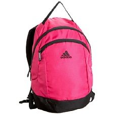 adidas 5134729 Aero XS Backpack,Radiant Pink/Black,One Size | School Bag