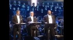 """Josè Carreras, Placido Domingo and Luciano Pavarotti sing """"Happy Christmas"""" (War Is Over). Best Christmas Songs, Christmas Music, Placido Domingo, Over Love, To My Mother, Clip, News Songs, Singing, War"""