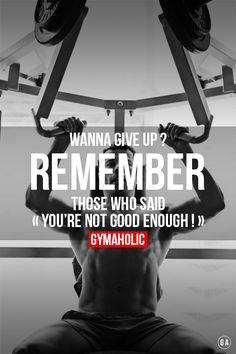 Remember........